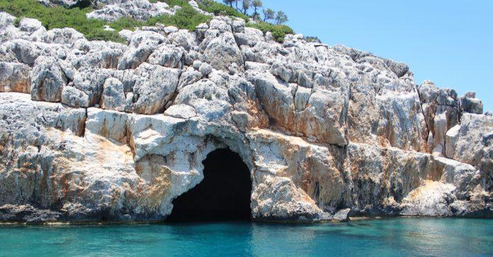 Korsanlar Mağarası